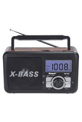 Kamal Km-903 Usb-Sd-Radyo Çalar Kayıt ÖzellikliKamal Km-903 Usb-Sd-Radyo Çalar Kayıt ÖzellikliKamal Km-903 Usb-Sd-Radyo Çalar Kayıt Özellikli