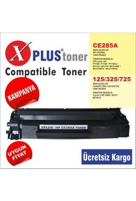 Hp Ce285A 85X Muadil Toner Yüksek Kapasite-85A-85X 1102/1132/1212
