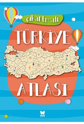 Çıkartmalı Türkiye Atlası