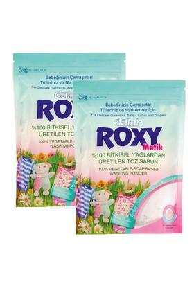 Dalan Roxy Toz Sabun Matik Bahar Çiçekleri 2000 Gr x 2 Adet