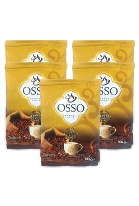 Osso Osmanlı Kahvesi 100 Gr x 5 Adet