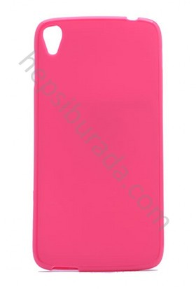 "Case 4U Alcatel İdol 3 5.5"" Soft Silikon Kılıf Pembe*"