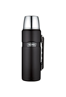 Thermos Sk 2010 Stainless King Large Matte Black 1.2 Lt. 192252