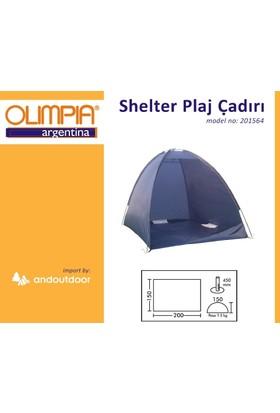 Olimpia Shelter 2 Kişilik Plaj Çadırı