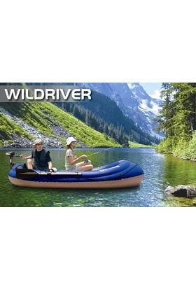Aqua Marina Wild River Leisure Fishing Boat
