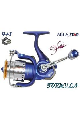 Albastar Formula 40 Albastar Makine
