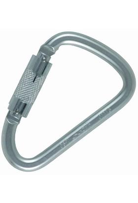 Ocun D-Carebiner Twist-Lock Steel Karabina