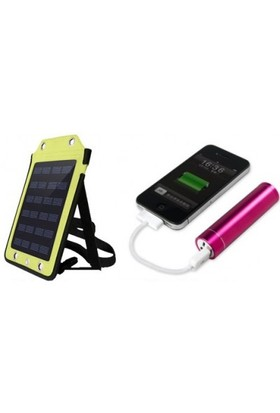 Gn-Technology Portable Solar Charger 010 - 1.2 W