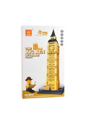Engin Oyuncak The Big Ben Of London Lego 8014