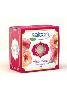 Saloon Doğal Sabun Gül Özlü 150 Gr &&