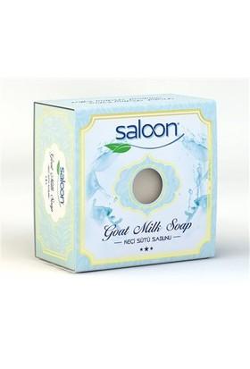 Saloon Doğal Sabun Keçi Sütü Özlü 150 Gr &&