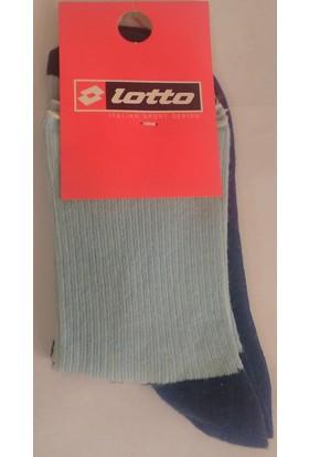 Lotto Lotto 40043 Penye Patik Bayan Çorap