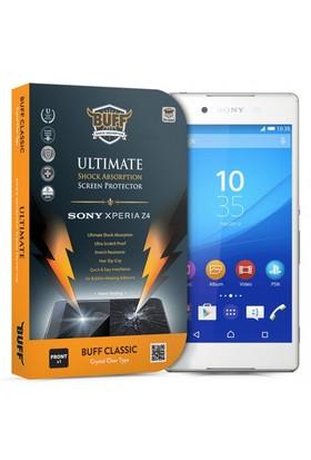 Buff Sony Xperia Z3 Plus Darbe Emici Ekran Koruma Filmi