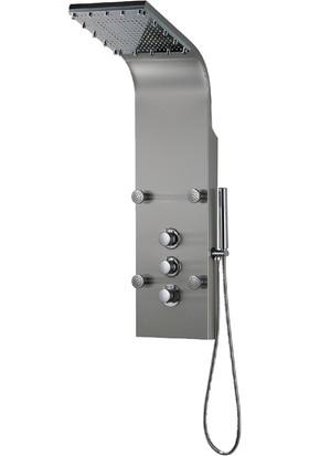 Gpd Duş Paneli Inox Yüzey DSP03