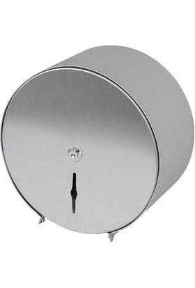 Saray Jumbo Çelik Tuvalet Kağıdı Dispanseri (430 Kalite)