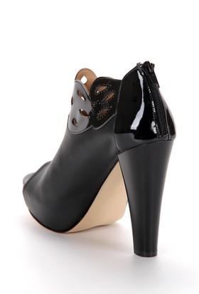 Adonna Bayan Bootie - 1406 Siyah