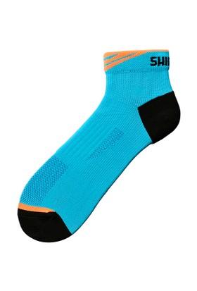 Shimano Çorap Performance Kısa Ankle Mavi - Siyah L