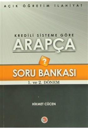 Kredili Sisteme Göre Arapça Soru Bankası 1. ve 2. Dönem - Hikmet Cücen