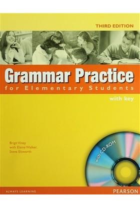 Grammar Practice-With Key