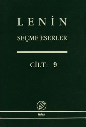 Lenin Seçme Eserler Cilt: 9