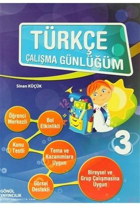 Türkçe Çalışma Günlüğüm 3