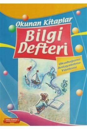 Okunan Kitaplar Bilgi Defteri