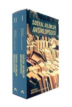 Sosyal Bilimler Ansiklopedisi (2 Cilt Takım) - Adam Kuper