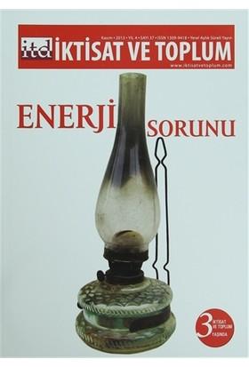 İktisat ve Toplum Dergisi Sayı: 37