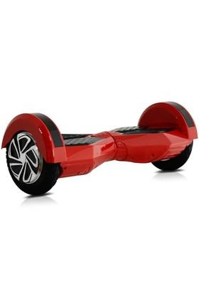 Mysmartfun Balance Scooters 8''inç Red Elektrikli Kaykay