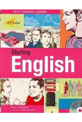 Starting English (Kitap + CD)