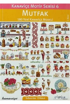 Mutfak 180 Yeni Kanaviçe Modeli - Maria Diaz