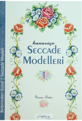 Kanaviçe Seccade Modelleri 1 - Susan Bates