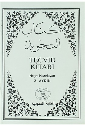 Beyaz Tecvid Kitabı - Zeycan Aydın