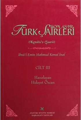 Son Asır Türk Şairleri - Cilt 3