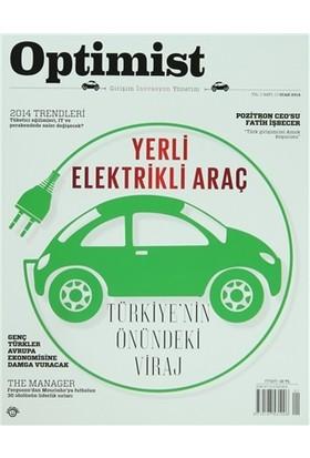 Optimist Dergisi Sayı: 13