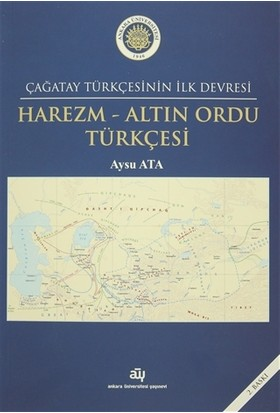 Harezm - Altın Ordu Türkçesi