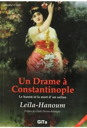 Un Drame a Constantinople (Le Harem et La Mort d'un Sultant)