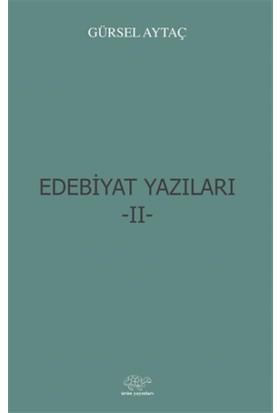 Edebiyat Yazıları 2