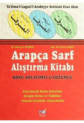 Arapça Sarf Alıştırma Kitabı Konu Anlatımlı ve Çözümlü