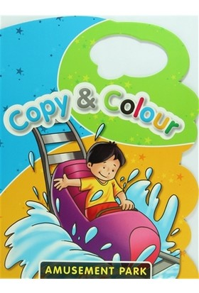 Copy and Colour : Amusement Park