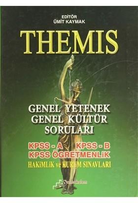 Themis Genel Yetenek - Genel Kültür Soruları - Baki Asiltürk