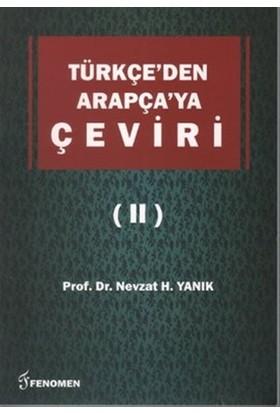 Türkçe'den Arapça'ya Çeviri 2