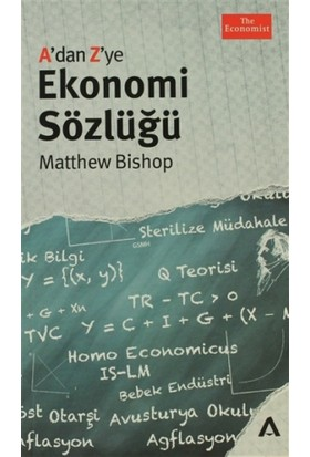 A'dan Z'ye Ekonomi Sözlüğü