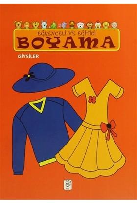 Eğlenceli ve Eğitici Boyama - Giysiler