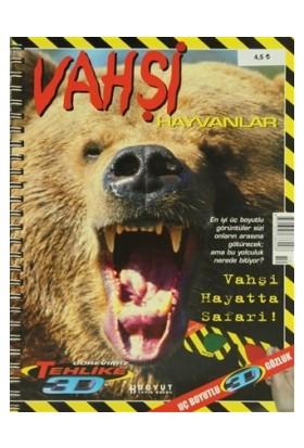 3D Çocuk Dergisi - Vahşi Hayvanlar
