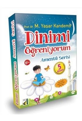 Dinimi Öğreniyorum (5 Kitap Takım) - M. Yaşar Kandemir