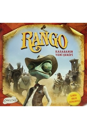 Rango - Kasabanın Yeni Şerifi