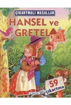 Çıkartmalı Masallar - Hansel ve Gretel