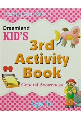 Dreamland Kid's 3 rd Activity Book: General Awareness (5)