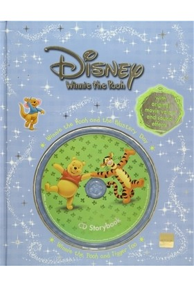 Disney Winnie the Pooh: Wiinnie the Pooh and The Blustery Day